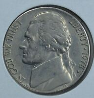 1978 D JEFFERSON CIRCULATED NICKEL  SEE STORE FOR DISCOUNTS