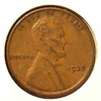 1935 1C LINCOLN CENT AUTO. COMBINED SHIPPING]19264