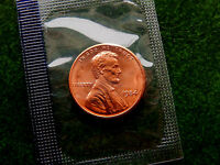 1984 USA LINCOLN 1 CENT COIN  BU MINT  SB1986