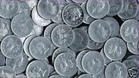 1968/1990 QE II CUPRO NICKEL LARGE/OLD CIR & UNC DECIMAL 5P YOUR CHOICE OF YEAR/