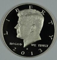 2013 S KENNEDY CLAD PROOF HALF DOLLAR    SEE STORE FOR DISCOUNTS RD08