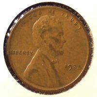 1935 1C LINCOLN CENT AUTO. COMBINED SHIPPING]19243