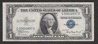 $1 1935A SILVER CERTIFICATE CHOICE NEW UNCIRCULATED