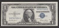 $1 1935E SILVER CERTIFICATE CHOICE NEW UNCIRCULATED