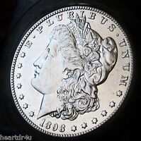 1898 O MORGAN DOLLAR   BETTER DATE MORGAN   FAST SHIPPING   FAST COIN DELIVERY