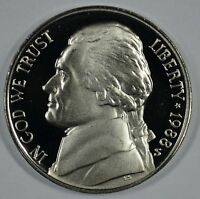 1988 S JEFFERSON PROOF NICKEL   SEE STORE FOR DISCOUNTS  BL21