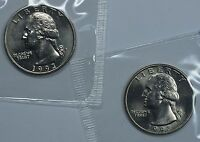 1993 P & D WASHINGTON QUARTERS IN MINT CELLO SEE STORE FOR DISCOUNTS