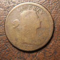 1797 DRAPED BUST LARGE CENT S-138