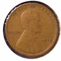 1928 1C LINCOLN CENT AUTO. COMBINED SHIPPING]19012.