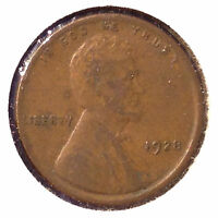 1928 1C LINCOLN CENT AUTO. COMBINED SHIPPING]19009
