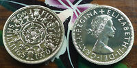 STUNNING PROOF 1970 FLORIN/TWO SHILLING COIN HUNT NOT ISSUED FOR CIRCULATION