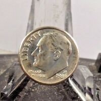 UNCIRCULATED 1989D FDR DIME 0107173