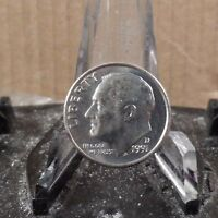 UNCIRCULATED 1997D FDR DIME 0107171