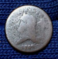 1793 HALF CENTGREAT PRICEREADABLE DATE