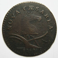 1787 NEW JERSEY COLONIAL COIN LOT  MZ 3933