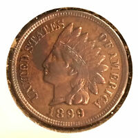1899 1C INDIAN CENT [AUTO COMB. SHIPPING]26162