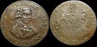 HHC CONDER HALF PENNY TOKEN 1790'S LONDON AND MIDDLESEX INV C24