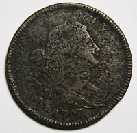 1797 DRAPED BUST LARGE CENT  COIN LOT MZ 4047