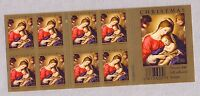 ODDLOTS: US  SCOTT  4424A, 44 MADONNA & CHILD: SASSOFERRATO, BOOKLET PANE 20