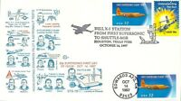 BELL X-1 FIRST SUPERSONIC FLIGHT FDC, CHUCK YEAGER, X-15 NEIL ARMSTRONG, T-38