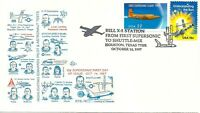 BELL X-1 FIRST SUPERSONIC FLIGHT FDC, CHUCK YEAGER, X-15 NEIL ARMSTRONG, SHUTTLE