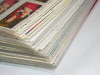 OVER 50 ALL MINT NEVER HINGED OG US PLATE BLOCKS STAMP COLLECTION