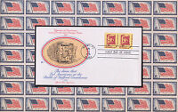 FLEETWOOD FIRST DAY COVER SC 1615, FDC,  UNADRESSED,  FREE SHIPPING