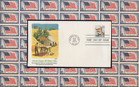 FLEETWOOD FIRST DAY COVER SC C93, FDC,  UNADRESSED,  FREE SHIPPING