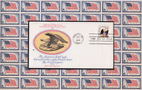 FLEETWOOD FIRST DAY COVER SC 1596, FDC,  UNADRESSED,  FREE SHIPPING