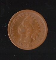 1883 INDIAN HEAD CENT FULL DATE G