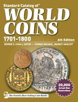 STANDARD CATALOG OF WORLD COINS 1701 1800 6TH EDITION PDF CATALOG