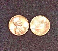 1959 D BU RED LINCOLN CENT ROLLS