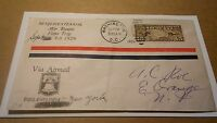 US STAMP C8 FDC 15 CENT AIR MAIL COVER SEPT 18 1926 $85