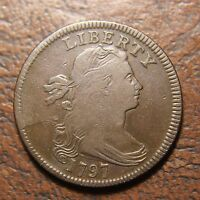 1797 DRAPED BUST LARGE CENT S-139
