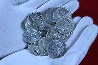 FRANCE 22 X 5 FRANCS SILVER COINS 1960 TO 1964