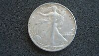 1940 S WALKING LIBERTY HALF DOLLAR HIGH GRADE CIRCULATED CONDITION