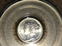 1939 10C MERCURY DIME   PCGS MS65