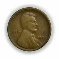 1922 D LINCOLN WHEAT CENT SMALL CIRCULATED COPPER COIN [3263.02]