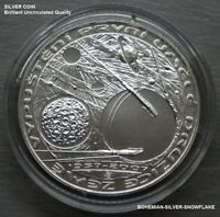 200 CZK KORUN SPUTNIK FIRST SPACE SATELLITE   2007 CZECH SILVER COIN