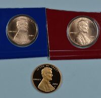 2010 P D & S LINCOLN PENNIES MINT CELLO & PROOF SHIPS FREE
