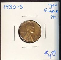 1930-S 1C LINCOLN CENT