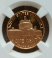 2009 S NGC LINCOLN PENNY PRESIDENCY PF68 RD UCAM  LINCOLN NGC LABEL