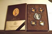 2009 US MINT LINCOLN COIN & CHRONICLES SET