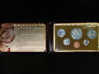 S 101: SINGAPORE 1980 MINT SET IN MAROON FOLDER YEAR OF THE