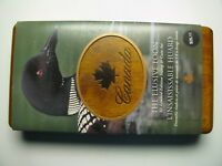 2004 SPEC COIN & STAMP SET $1 BIRD SERIES 4 ELUSIVE LOON CANADA LOONIE ONE DOLL