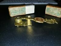 GOLD SOVEREIGN AND HALF SOVEREIGN SCALE