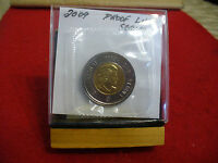 2009  CANADA 2$ TWO  DOLLAR  COIN  TOONIE SEE PHOTOS  09  PROOF LIKE  SEALED