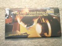 1995 U.S. UNCIRCULATED MINT SET/ SET IN AVERAGE CONDITION/ WOW