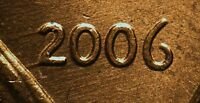 2006 P 1DEO 022T LINCOLN CENT TRAIL DIE