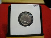 1991  CANADA  DIME  10 CENTS    TOP GRADE  91  PROOF LIKE  SEALED  SEE PHOTOS